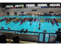 第32回京都府小学生ハンドボール大会が開催されました