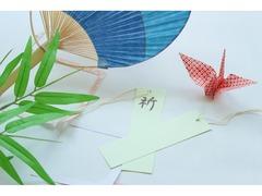 【7月1日(土)】七夕の節句~七夕飾りづくり~
